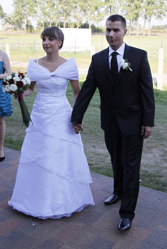 Suknia ślubna Jaśmina Giovanna Falcon Suknie ślubne