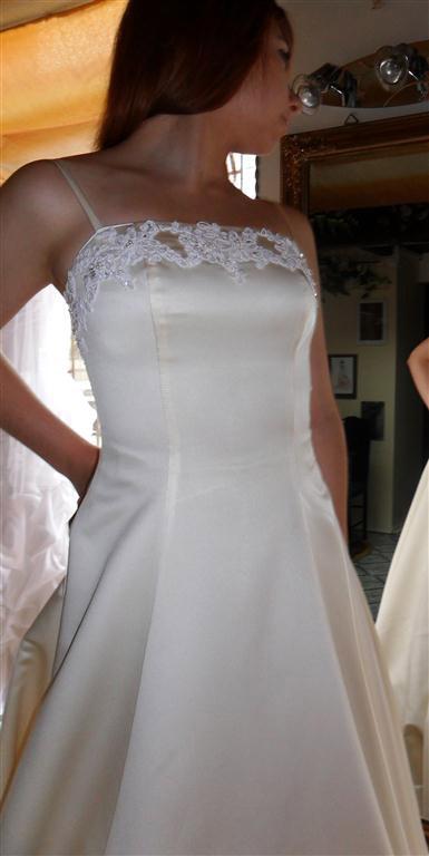 Suknia ślubna Elle Giovanna Falcon Suknie ślubne Wieczorowe
