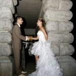 ślub Darii kapliczka